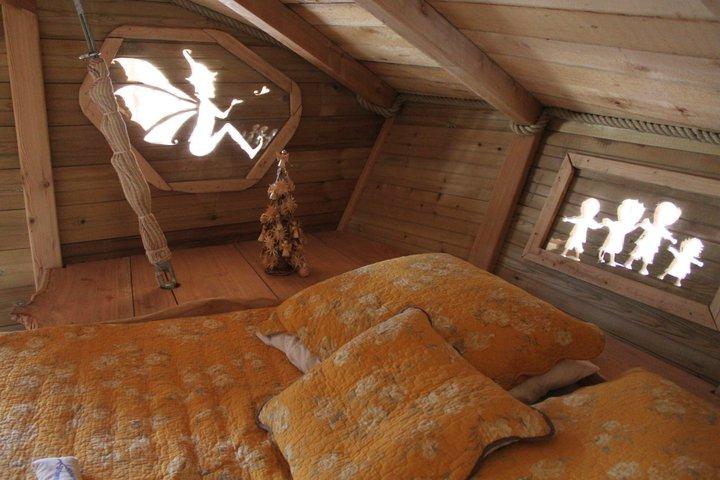 Cabane-Lou-Pitchoun-Le lit