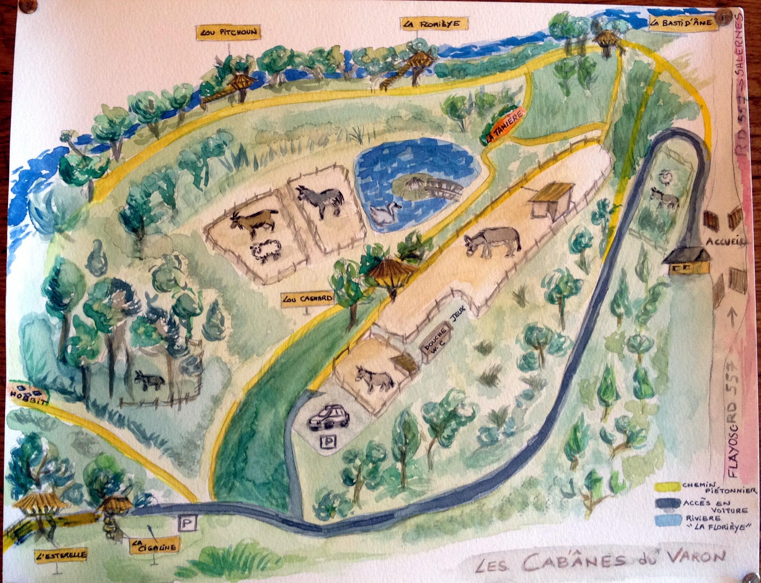 Plan-du-domaine-des-cabanes-du-Varon-Flayosc