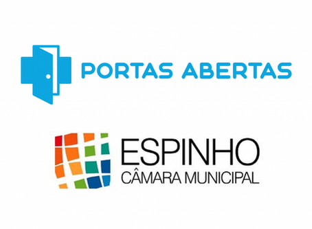 Portas Abertas e Câmara Municipal de Espinho estabelecem colaboração