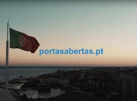 Vídeo promocional do Portas Abertas realizado por Guilherme Cabral