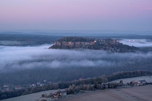 Frostige Festung