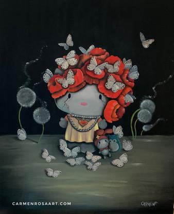 Hello Kitty Fan Art