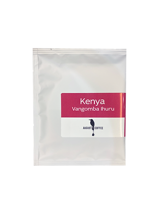 Дрип-кофе KENYA Vangomba Va Ihuru