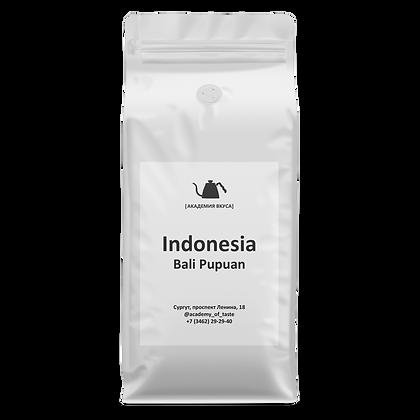 """Кофе в зернах """"Indonesia Bali Pupuan"""""""