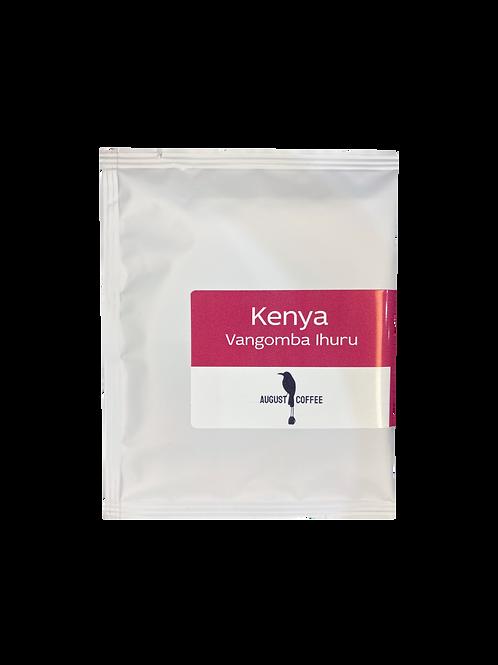 Kenya Vangomba Ihuru