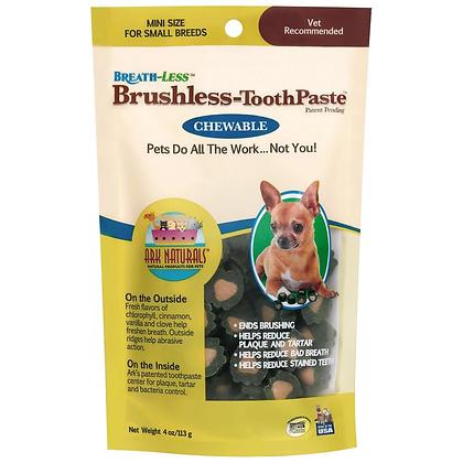 Brushless Toothpaste
