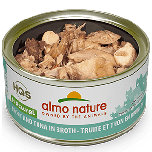 Almo Nature Cans