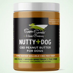 Nutty Dog CBD Peanut Butter
