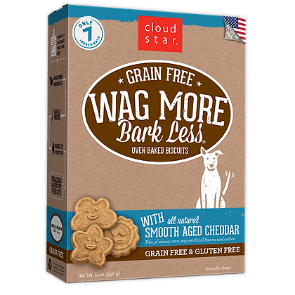 Wag More Grain Free Biscuits