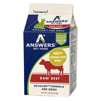 Answers Raw Cartons