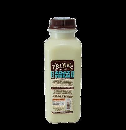 Primal Raw Goat Milk