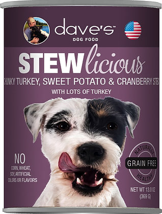Dave's Stewlicious Cans