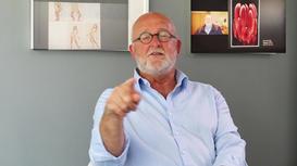 Rob Overgaauw in gesprek met kunsthistor