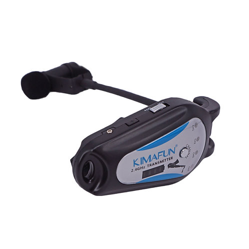 Kimafun KM-CX306-3 Instrument Wireless Microphone