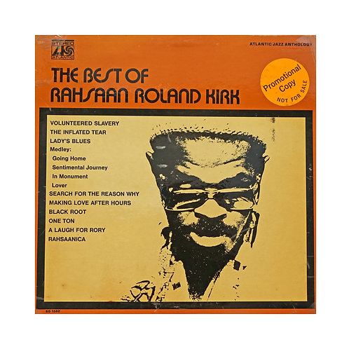 THE BEST OF RAHSAAN  ROLAND KIRK