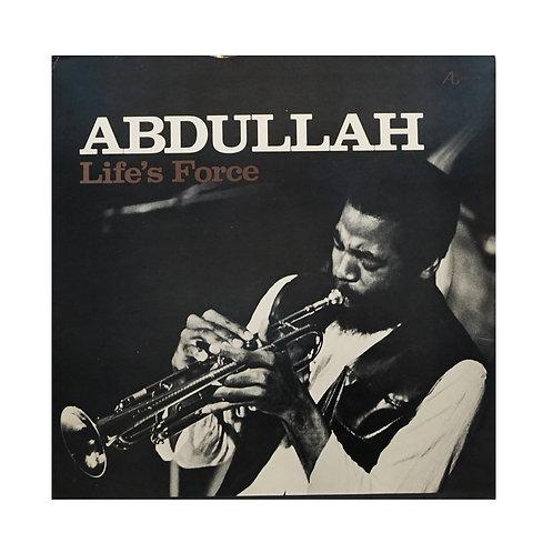ABDULLAH LIFE'S FORCE