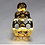 Thumbnail: Air Music Honeycomb Gold Plated Ligature for Sax and Clarinet