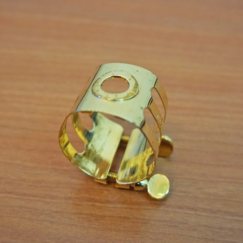 Ishimori Baritone Gold Plated Ligatures