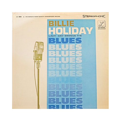 LADY DAY SWINGS THE BLUES