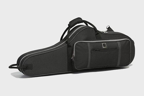 Bropro Tenor Saxophone Case with Laptop Sleeve Case