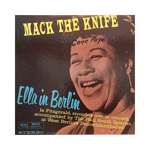 MACK THE KNIFE