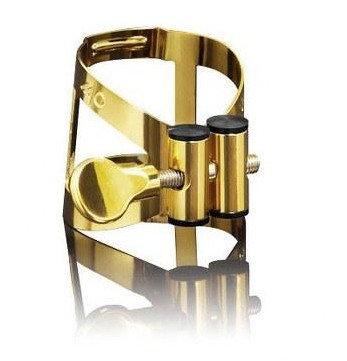 Vandoren M | O Ligature Gold Lacquer