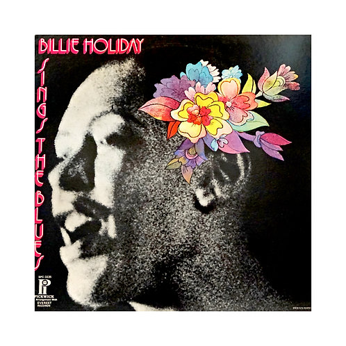 SINGS THE BLUES - BILLIE HOLIDAY
