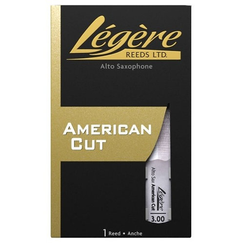 Legere American Cut Alto Sax Reed