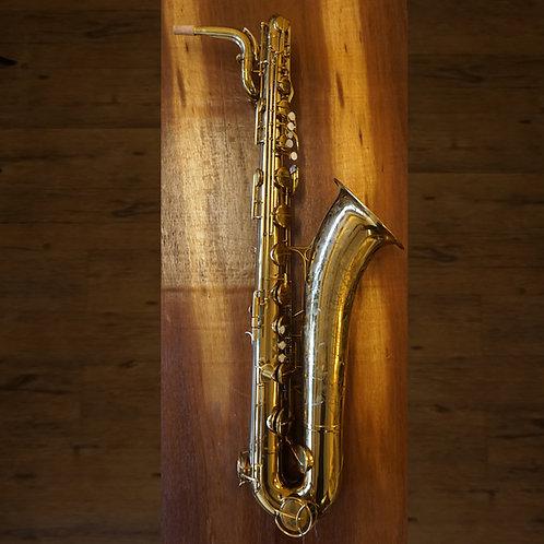 "The Martin"" Baritone Saxophone S#187xxx"
