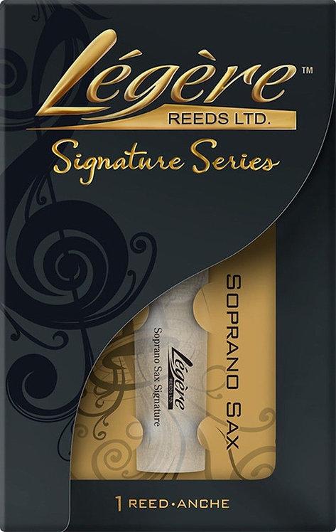 Legere Signature Series Soprano Sax Reed