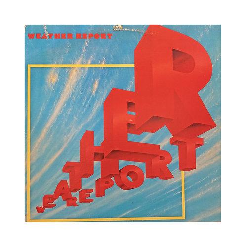 WEATHER REPORT 1982 ALBUM
