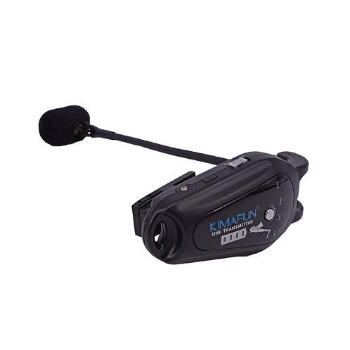 Kimafun KM-U308B Instrument Wireless Microphone
