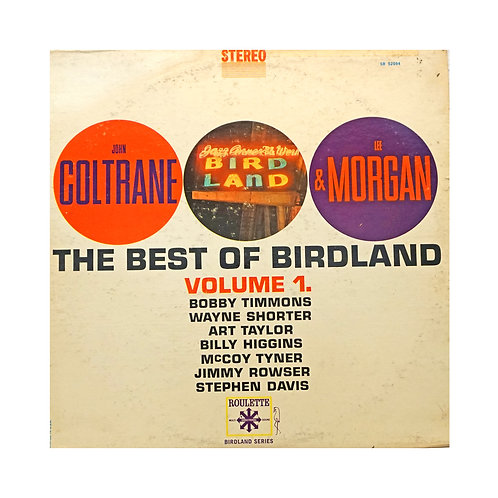 THE BEST OF BIRDLAND