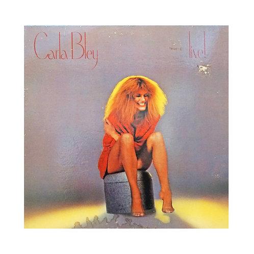 CARLA BLEY LIVE