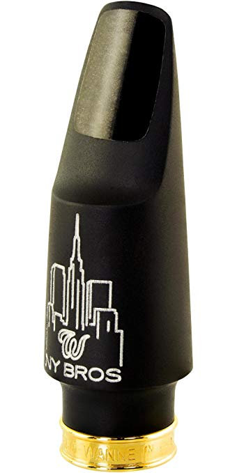Theo Wanne New York Bros Alto Saxophone Mouthpiece