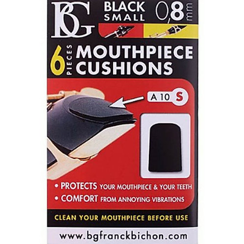 BG Black Mouthpiece Patches 0.8 Small