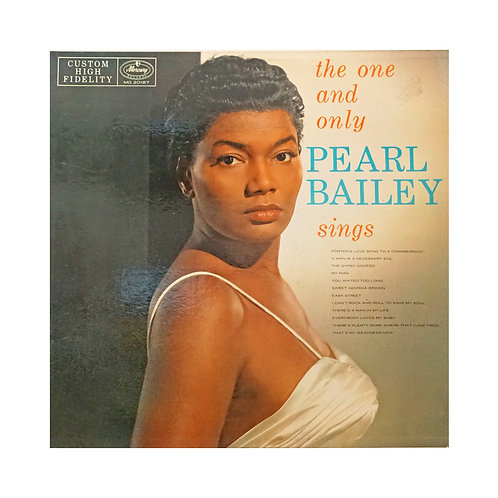 THE ONE AND ONLY PEARL - BAILEY SINGS