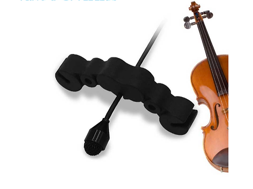 2.4G Wireless String Instrument Microphone