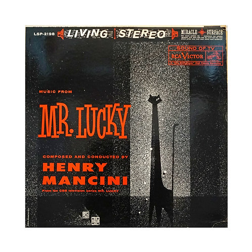 MUSIC FROM THE MR LUCKY
