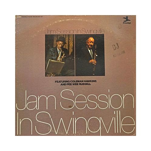 JAM SESSIONS IN SWINGVILLE