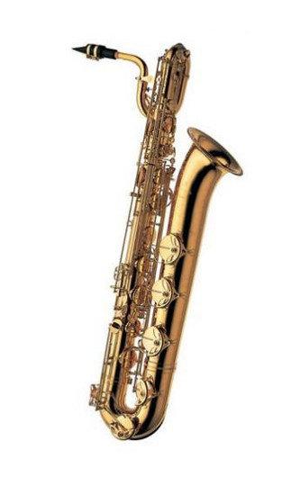 Yanagisawa B-902 Baritone Saxophone - Bronze