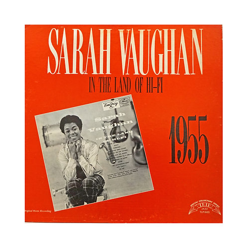IN THE LAND OF HI-FI 1955 - SARAH VAUGHAN
