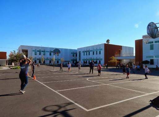 Our Newest Site at Harry Bridges Span School