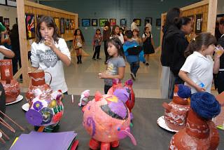 Creating Color – Wilmington BGC Art Show
