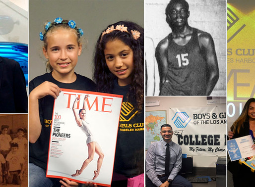 What do the country's most famous ballerina, a General Counsel, and a retired pro basketball p
