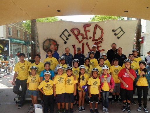 PVG Group 4th Annual Bike Giveaway