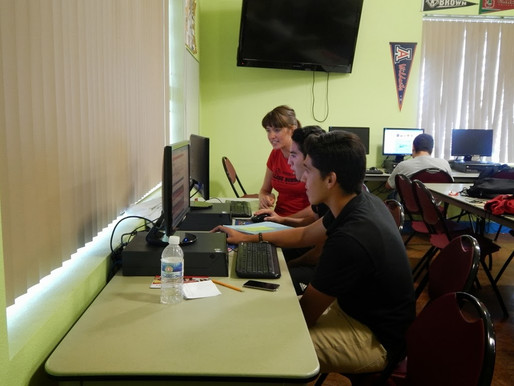 College Bound Workshops for Our High School Seniors