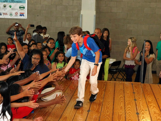 Disney Comes to The Boys & Girls Clubs of The Los Angeles Harbor