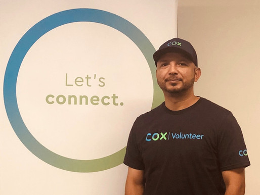 Get to know our Corporate Partners: Abraham Rodela, Cox Communications