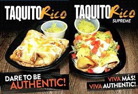 Taco Bell's Latest Menu Hit, The Taquito Rico, by Wilmington Boys & Girls Club